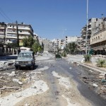 Syria conflict: rebels withdraw from Salahedin, Aleppo – Thursday 9 August 2012