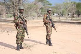 British soldiers accused in Kenyan murder case