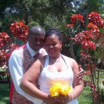 Congratulations Cyprian Nyamwamu on your wedding day!
