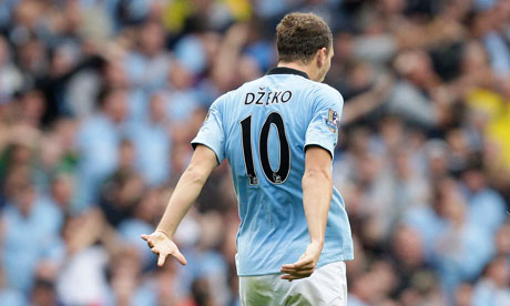 Football transfer rumours: Manchester City's Edin Dzeko to Arsenal?