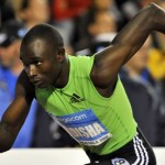 Kenya's David Rudisha is favourite for 800m, thanks to an Irish Brother
