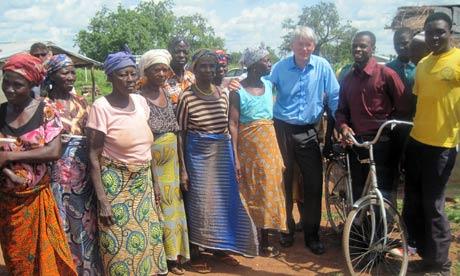 Jeffrey Sachs fast-tracks new Millennium Village Project in Ghana
