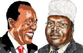 Why would Miguna masquerade?