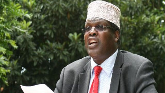 Miguna: Midiwo used to be a taxi driver in New York, without blood relationship with Odingas he would be nothing