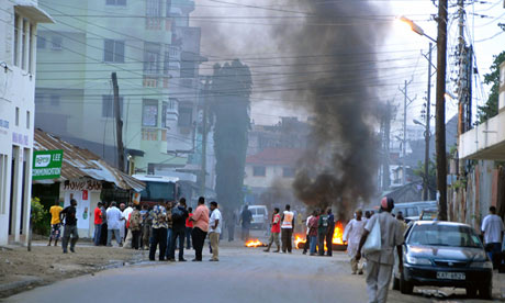 Killing of Muslim cleric sparks riots in Kenya