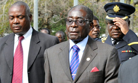 Breaking sad: Former Zimbabwe dictator Robert Mugabe is dead