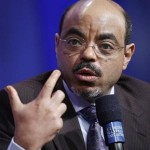Ethiopia's Prime Minister Meles Zenawi is dead