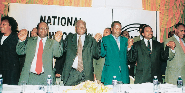 Politics of ethnic alliances and ethno-regional parties: Which way for Kenya?