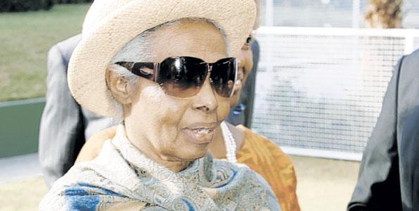 Michuki's widow Josephine dies in Nairobi