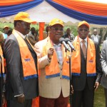 ODM leaders receives Amos Wako to the party