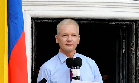 UK tells Ecuador Assange can't be extradited if he faces death penalty