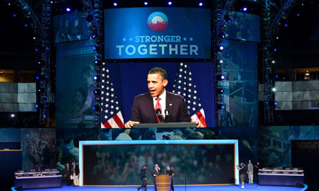 Democrats and GOP duel over economy as Obama looks for convention bounce