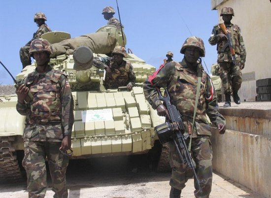 Five KDF soldiers killed as the battle for Kismayu continues