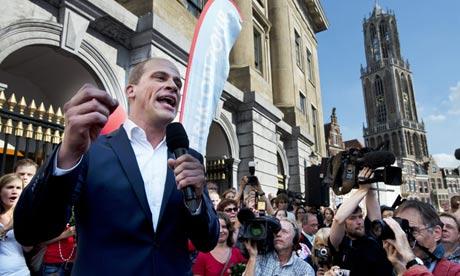 Dutch elections seen as a measure of volatile eurozone