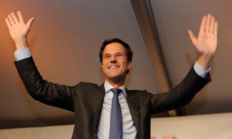 Dutch election: pro-EU parties come out on top