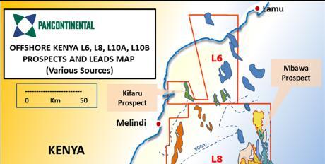 Kenya strikes natural gas at the Coast