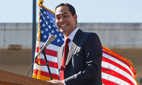 Julian Castro's DNC keynote speech to introduce the Democrats' rising star