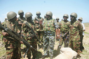 AMISOM kills 36 as the match into Kismayu starts