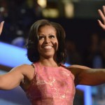 Michelle Obama makes the political and personal case for four more years
