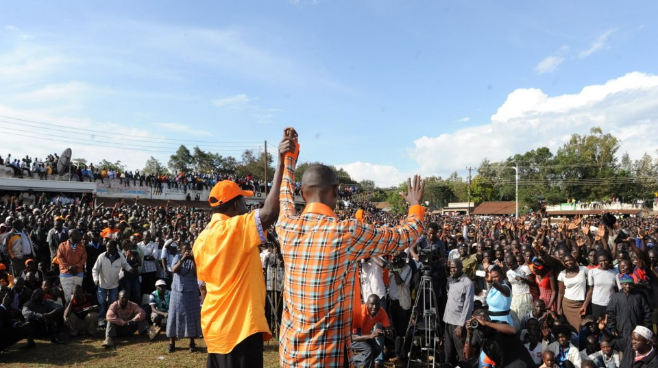 RAO endorses Neto Augustine for Ndhiwa seat