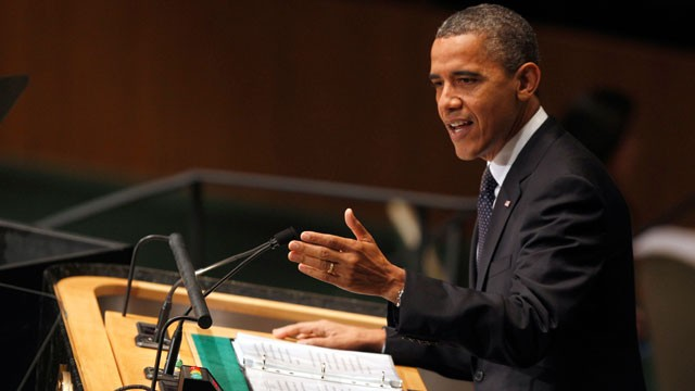 President Obama's full speech at the UN General assembly