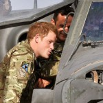 Prince Harry 'targeted' in Afghanistan attack