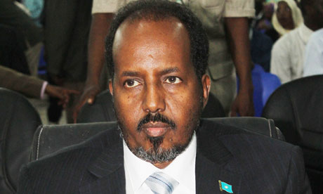 Somali president escapes injury in Mogadishu hotel bombing