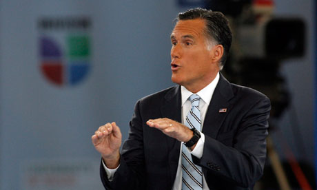 Mitt Romney pins last hopes on TV debates