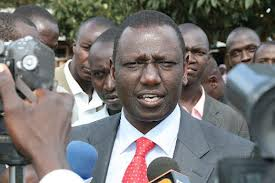 Archives: Ruto dismissed Karua's resignation saying she was incompetent