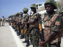 Kenyan Amisom peacekeeper held after 'shooting dead six Somali civilians'