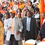 PM Raila at Nyayo stadium meeting Nairobi ODM aspirants