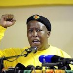 Julius Malema 'unshaken' after money laundering charge