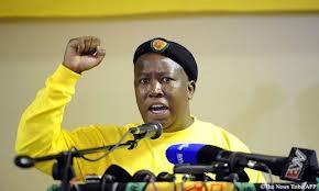 Julius Malema 'unshaken' after money laundering charge