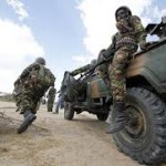 Kenyan troops close in on al-Shabaab's Somali stronghold