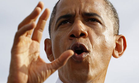 Obama calls Romney a 'bullshitter' – the election just got a whole lot coarser