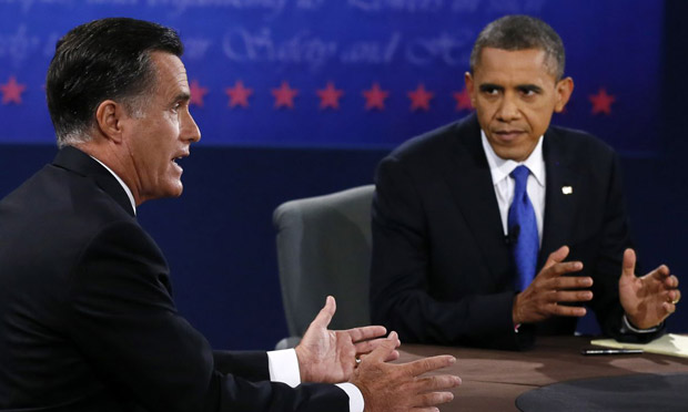 Third Presidential Debate Obama Vs Romney (Full)