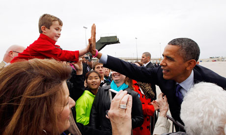 Obama returns to campaign trail lifted by debate showing against Romney