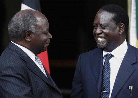 Kibaki legacy a product of betrayal and a tireless effort by Raila Odinga.