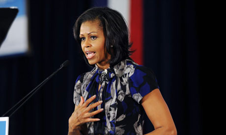 Michelle Obama and Ann Romney target female voters on campaign trail