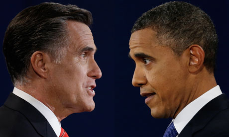 Barack Obama v Mitt Romney: how the presidential candidates compare