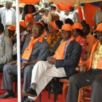 ODM leader at a function in Nyamira County