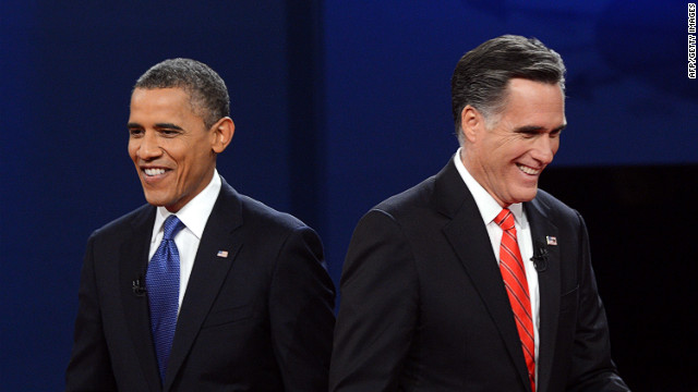 1st Presidential Debate 2012: Obama vs. Romney (full)