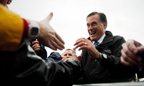 Romney gains four-point lead over Obama in Pew post-debate poll