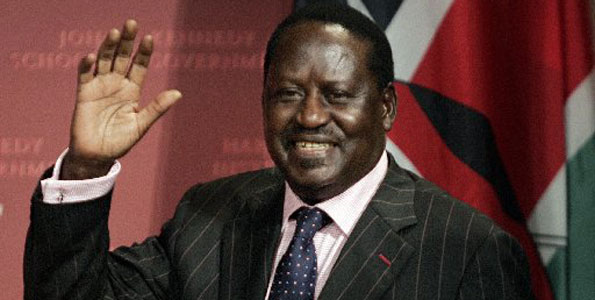 Surprise email from PM Odinga campaign secretariat to Kenyans