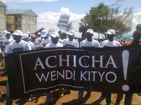 "The Genesis and meaning of ""ACHICHA wendi kityo""!"