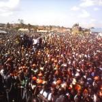 The ODM Kawangware rally that agonized TNA