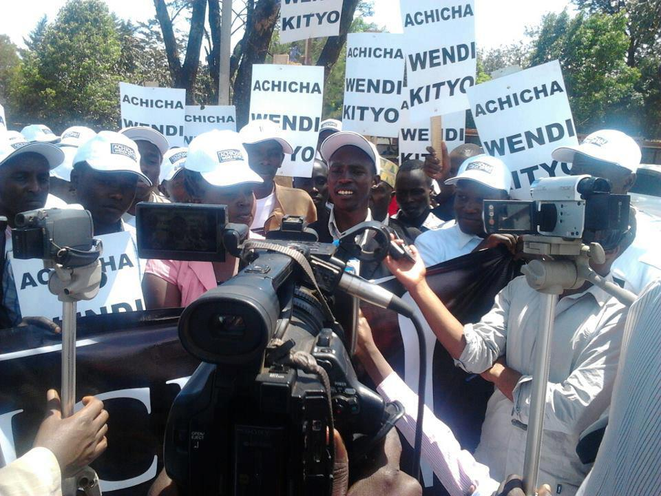 """Achicha Wendi Kityo"": Rebellion movement against Uhuru-Ruto ticket"
