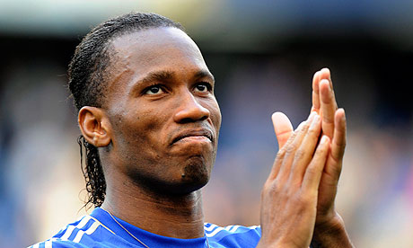 Chelsea bid to bring Didier Drogba back from China on loan