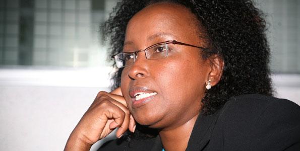 Orengo's Wife to Run for the Nairobi Senate Seat