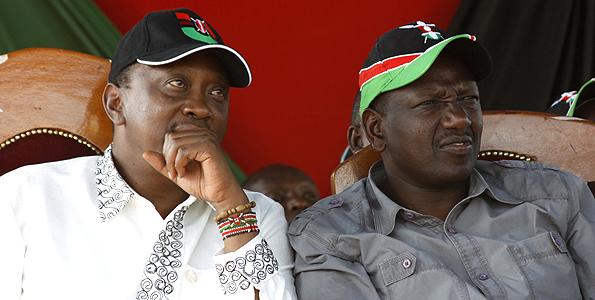 """How Uhuru Kenyatta's TNA can """"Kidnap"""" and dominate Ruto's URP"""